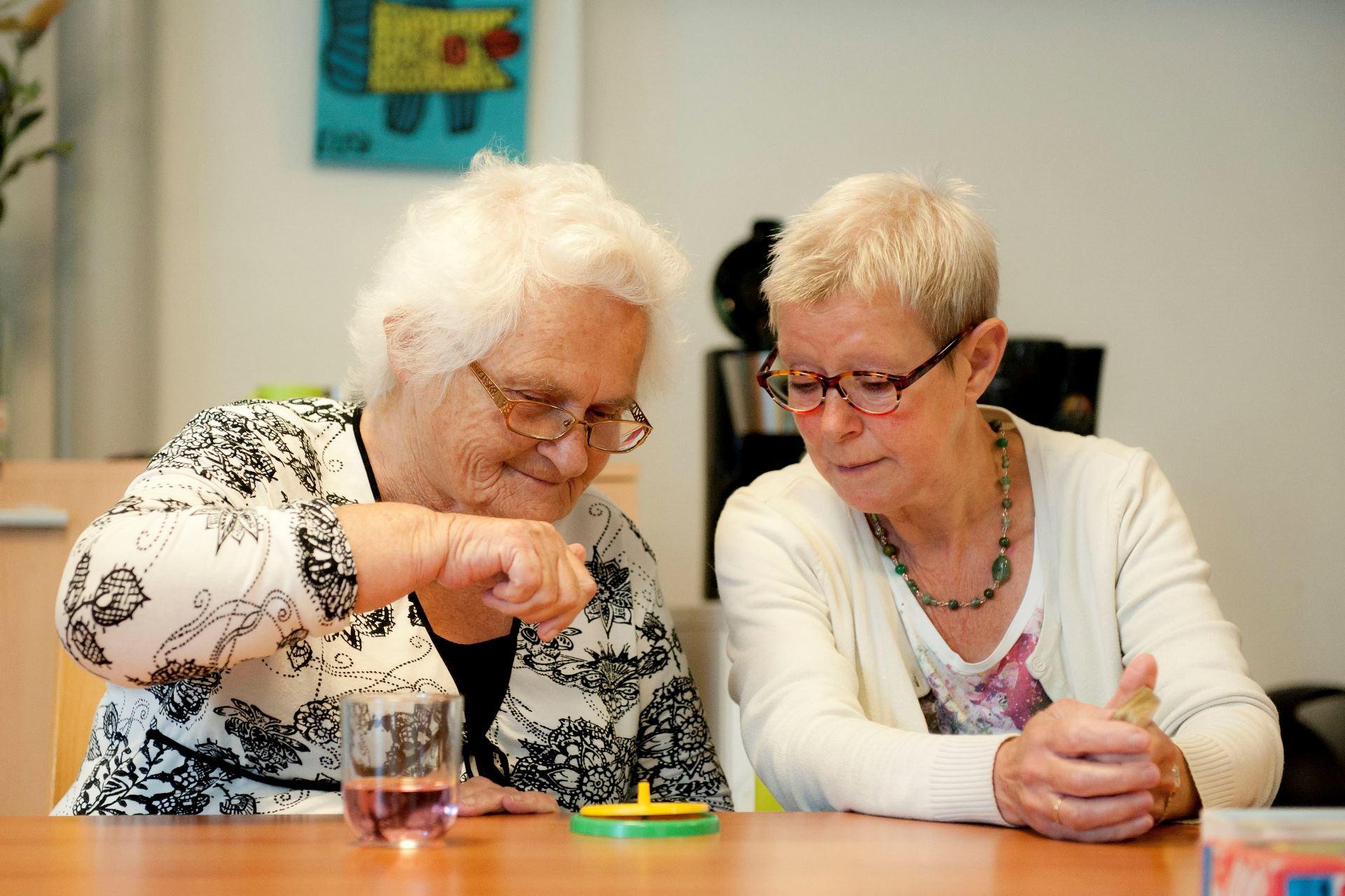 Dagbesteding, ouderen, S&L Zorg, verstandelijke beperking