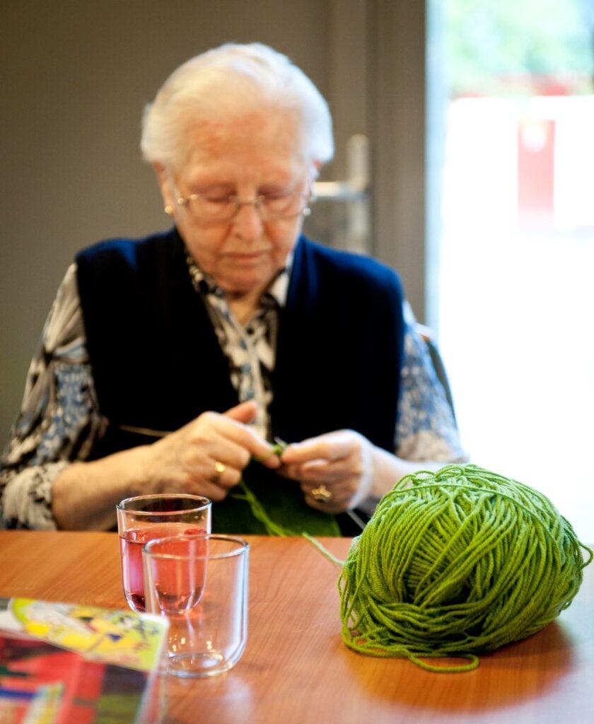 Samen sociaal bezig zijn dagbesteding ouderen