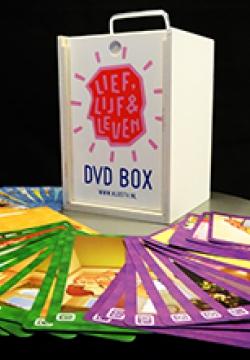 Lief, lijf en leven box DVD