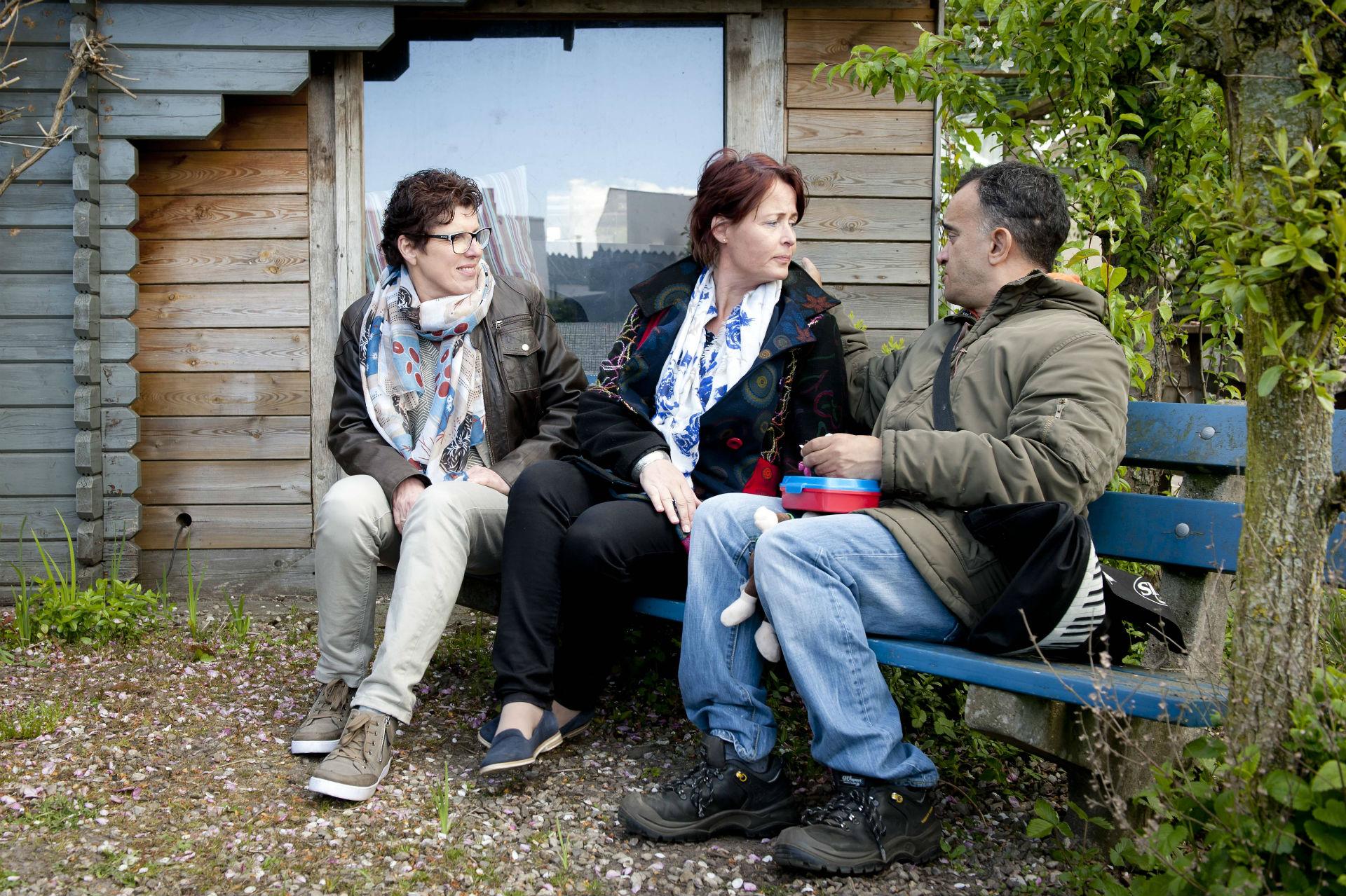 Cliëntadviseurs Cathy van der Wouden en Eveline Boekema