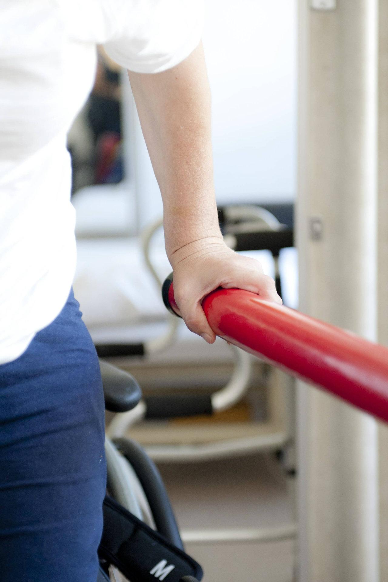 Fysiotherapie voor mensen met een verstandelijke beperking