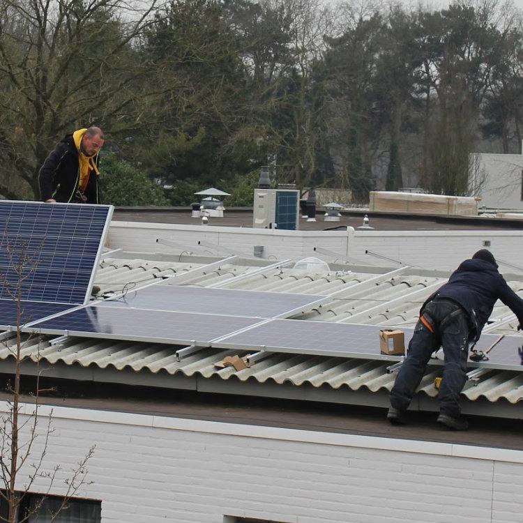 Zonnepanelen duurzaam milieuvriendelijk