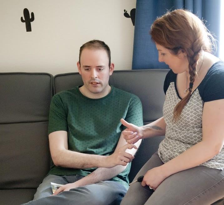 moeilijk verstaanbaar gedrag, gehandicaptenzorg, wonen, behandeling, Brabant